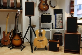 Acoustic Schertler SA